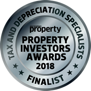 Property Investor Awards 2018 - Tax Depreciation Silver Medal
